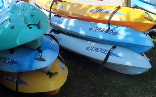 Roqsport alquiler de kayaks